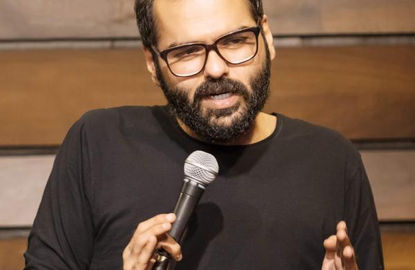 Comedian Kunal Kamra