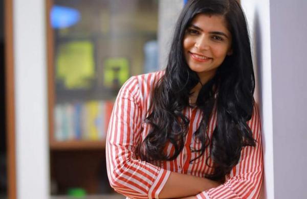 Playback singer and activist Chinmayi Sripada
