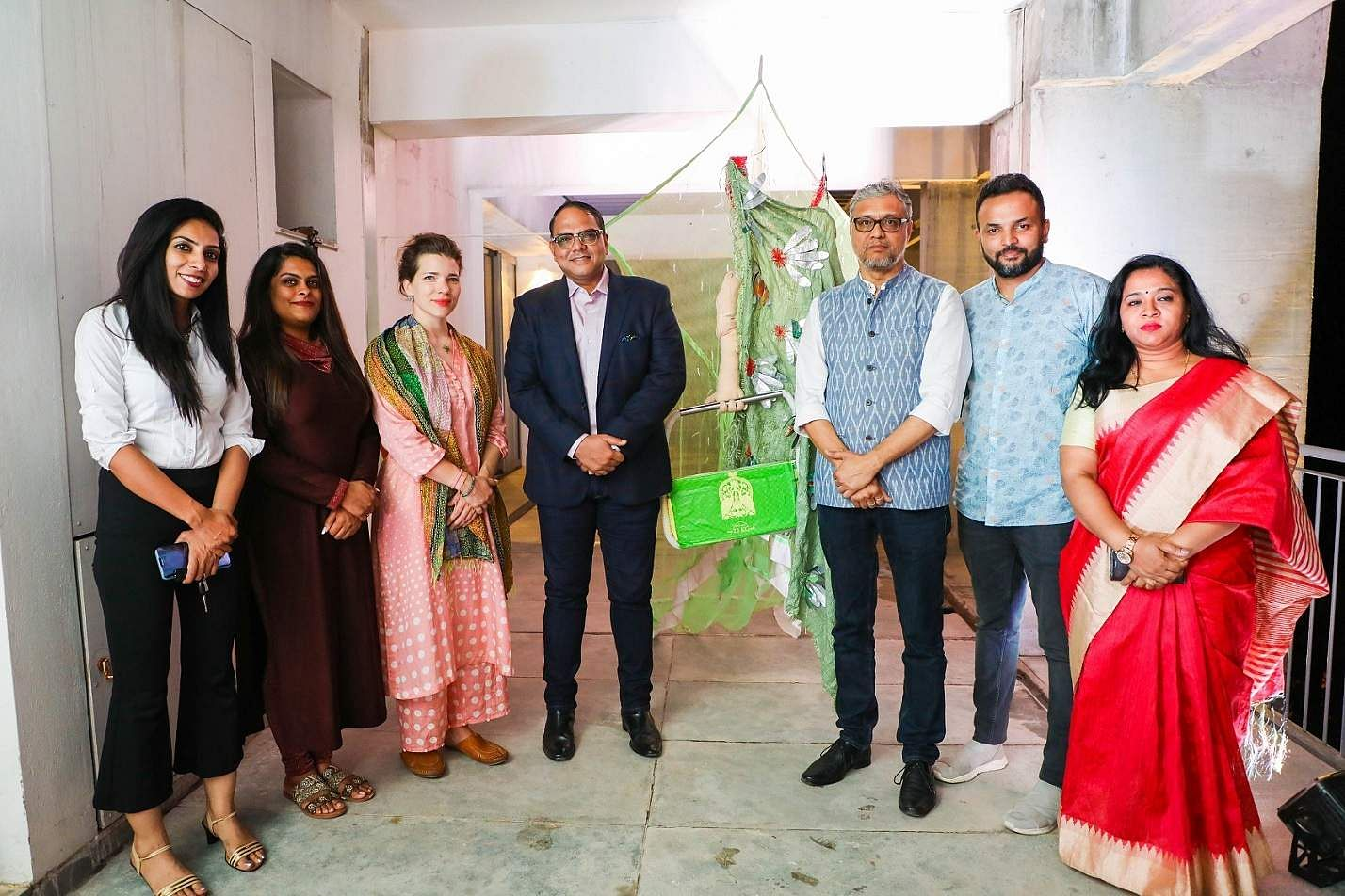 Scenes from Bengaluru ByDesign: The festival celebrates creativity, design thinking and explores innovations in design while serving as a platform for global creative dialogue. Until 24 November 2019.
