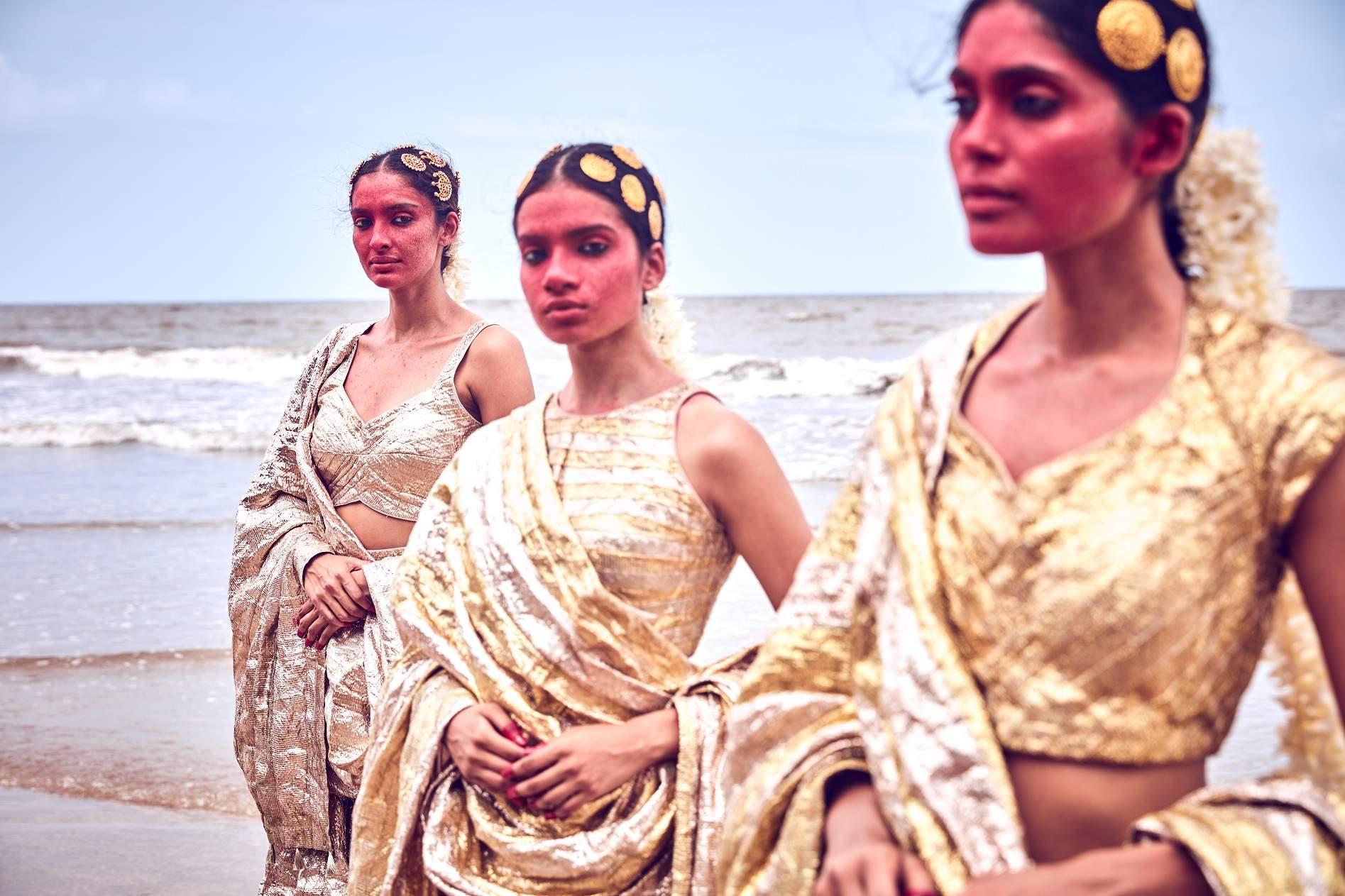 Bridal designs by Mohit Rai