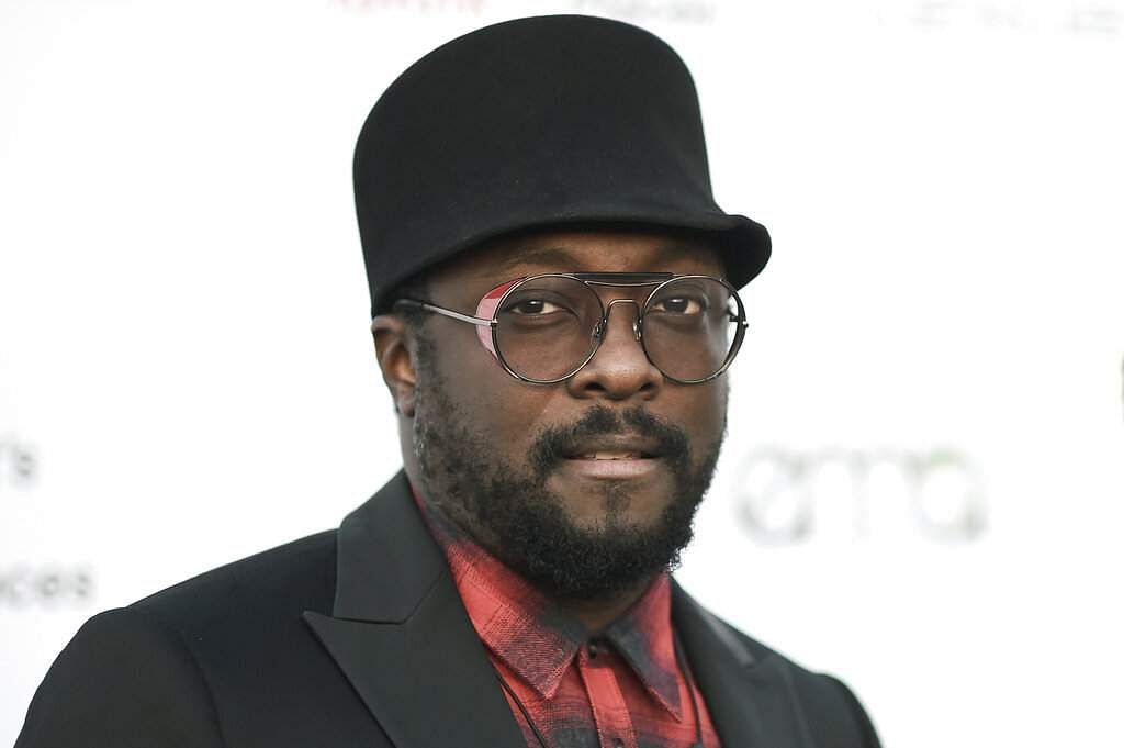 will.i.am (Photo by Richard Shotwell/Invision/AP)