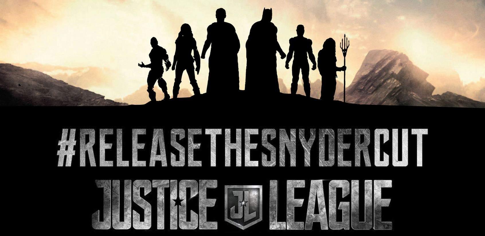 #ReleaseTheSnyderCut