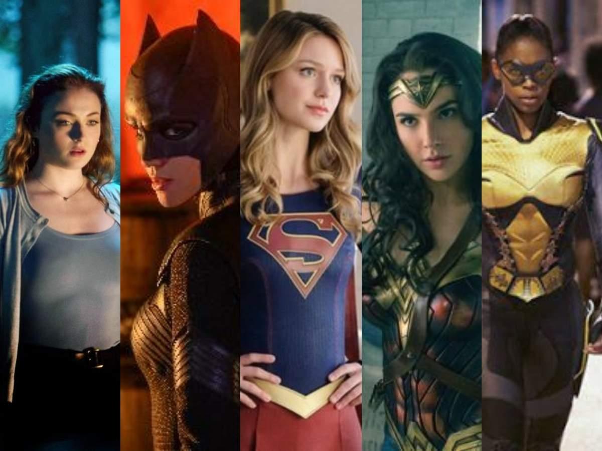 Female Superheros