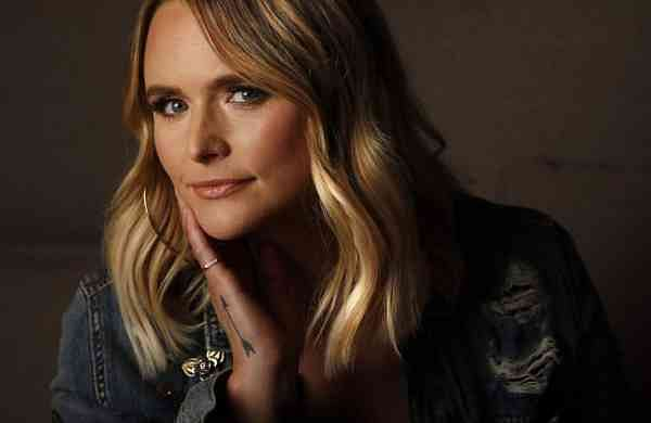 Country singer Miranda Lambert posing in Nashville, Tenn., to promote her latest album Wildcard (AP Photo/Mark Humphrey)
