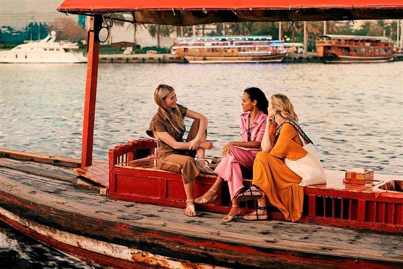 A Story Takes Flight: Dubai's latest tourism campaign features Gwyneth Paltrow, Zoe Saldana and Kate