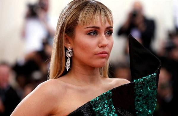 Singer-songwriter Miley Cyrus known for her bold fashion choices turns 27