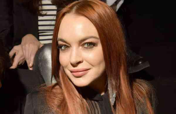 Lindsay Lohan (Source: Internet)