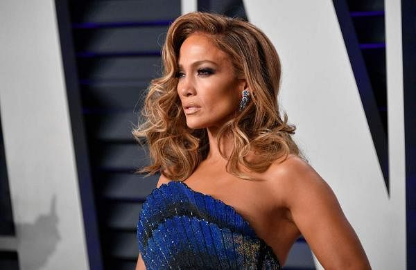 Actress Jennifer Lopez