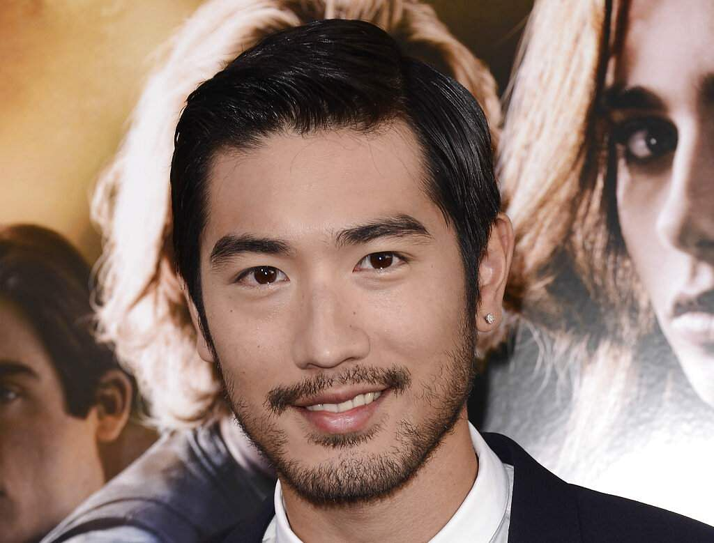Actor Godfrey Gao (Photo by Dan Steinberg/Invision/AP)
