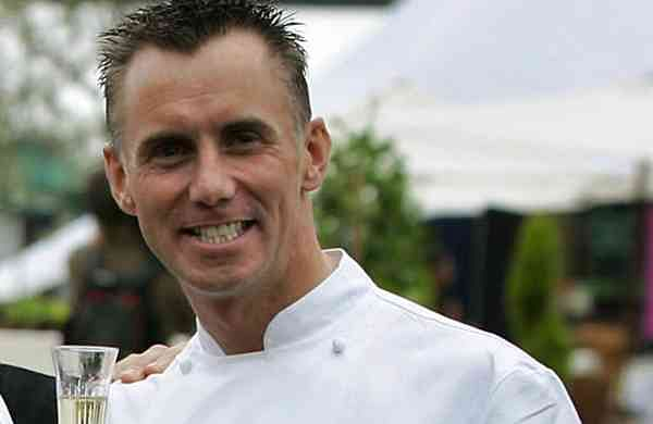Celebrity chef Gary Rhodes (AP Photo/Matt Dunham)
