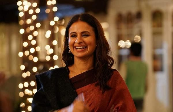 Rasika_Dugal_on_the_sets_of_Hotstar_Specials_presents_Out_Of_Love