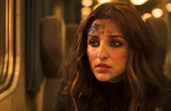 Parineeti Chopra in The Girl On The Train