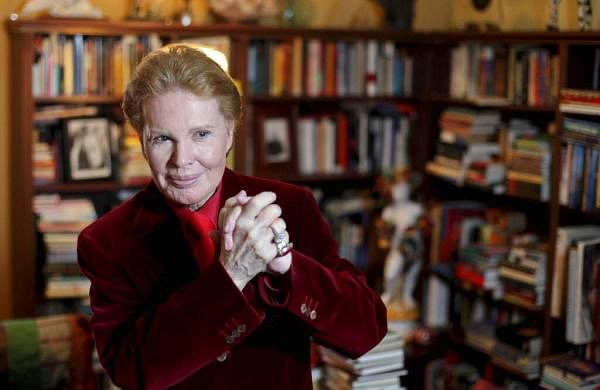 Walter Mercado (AP Photo/Dennis M. Rivera Pichardo)