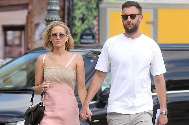 Newlyweds Jennifer Lawrence Cooke Maroney Off To Super Expensive Honeymoon In Indonesia