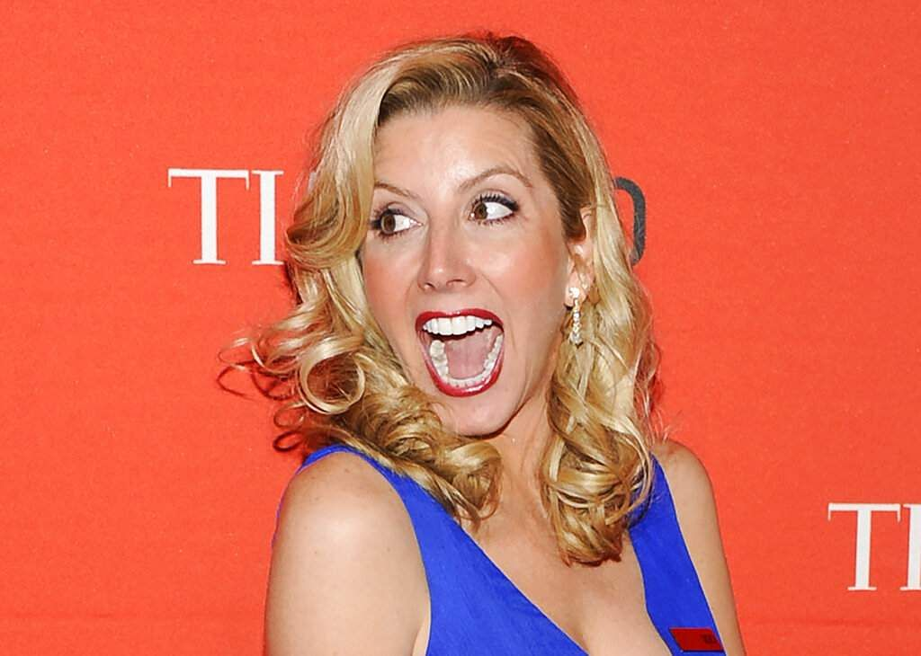 Spanx founder Sara Blakely (AP Photo/Evan Agostini, File)