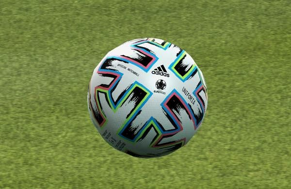 UEFA Euro 2020 Uniforia ball by Adidas