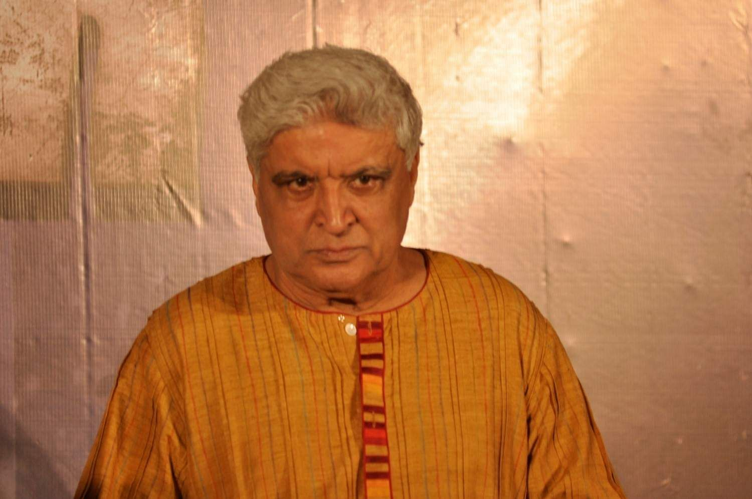 Lyricist Javed Akhtar