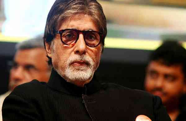 Amitabh Bachchan (File photo: IANS)