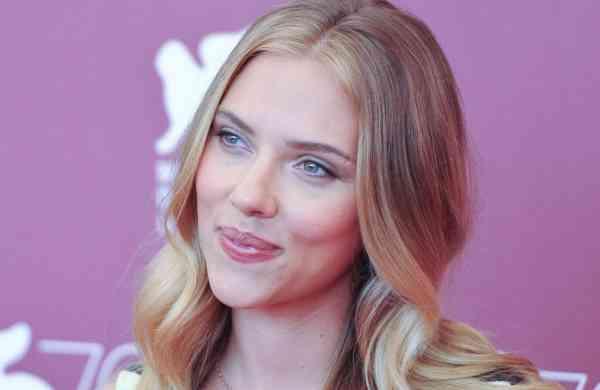 Scarlett Johansson (Xinhua/Yan Ting)