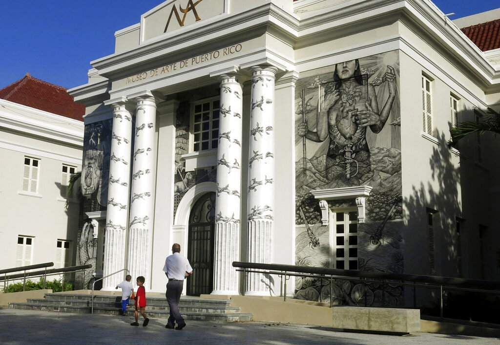 Museum of Art San Juan, Puerto Rico