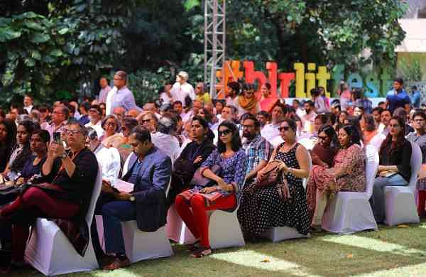 Audience at an earlier edition of BLF