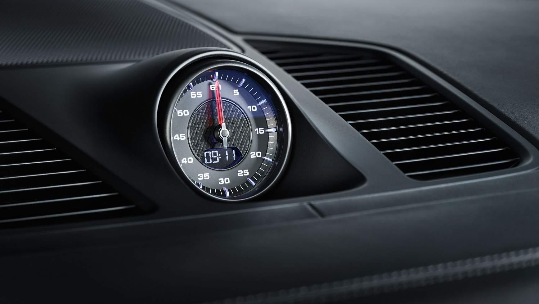 Cayenne Coupé, 2019, Porsche AG: Combined fuel consumption 9.4 - 9.3 l/100 km; combined CO2 emissions 215 - 212 g/km.