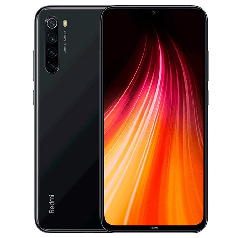 """Redmi Note 8: Take things up to a new level, with a 48MP rear cam in a Quad cam Array, Snapdragon chipsets, 4000mAh battery, Type C ports with 18w charging and 6.3"""" FHD+ display. INR 9,999."""
