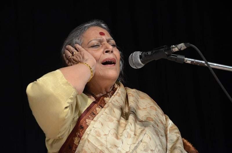 Vocalist Savita Devi (Photo: IANS)