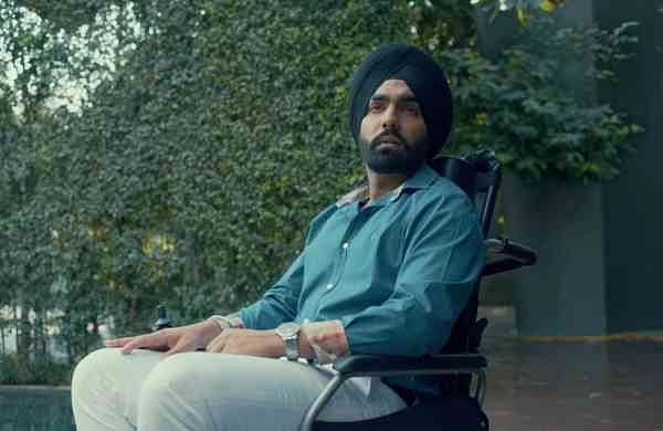 Ammy Virk (Photo: IANS)