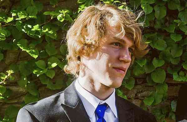 Riley Howell (Matthew Westmoreland via AP)