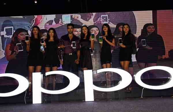 OPPO set to unveil new 'F' series smartphone