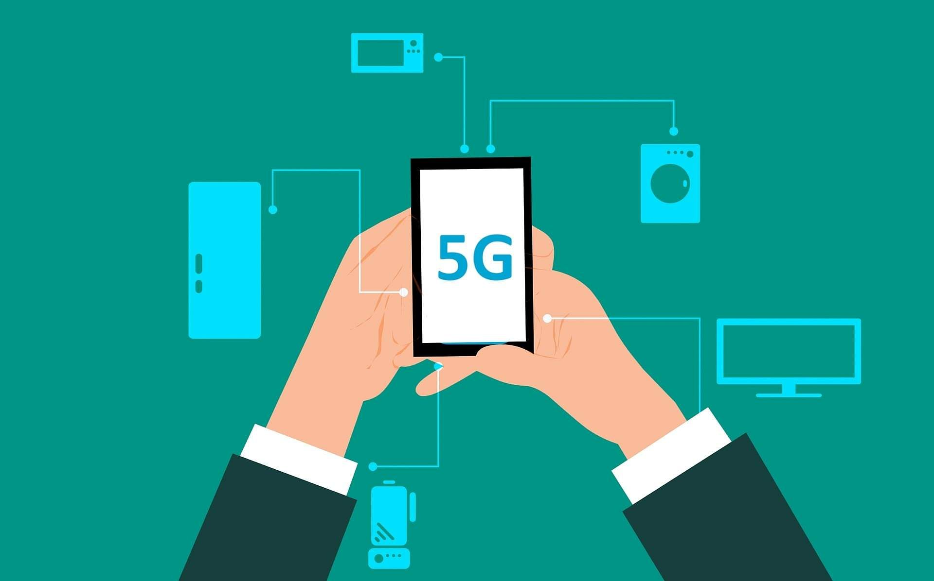 Representative image for 5G roll out