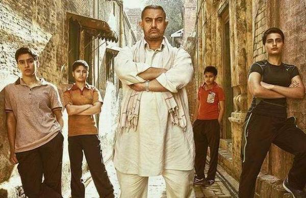 Aamir Khan, Dangal