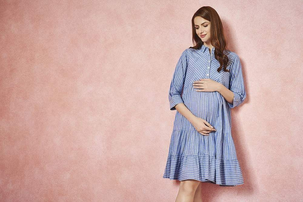 AND launches its brand new line of clothes called Maternity Wear for  would-be-moms