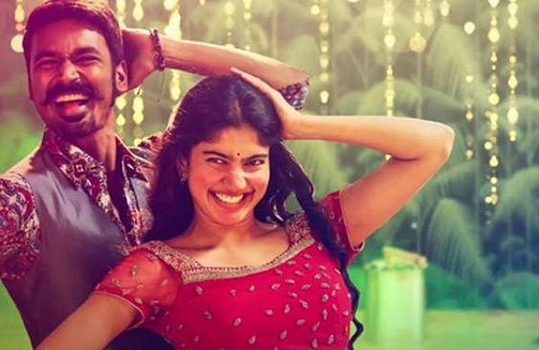 Dhanush, Sai Pallavi's 'Rowdy baby' becomesYouTube's top trending video in India