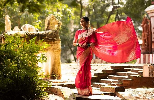 Studio Rama's Saras Collection is created for the upcoming Marghazhi season in Chennai
