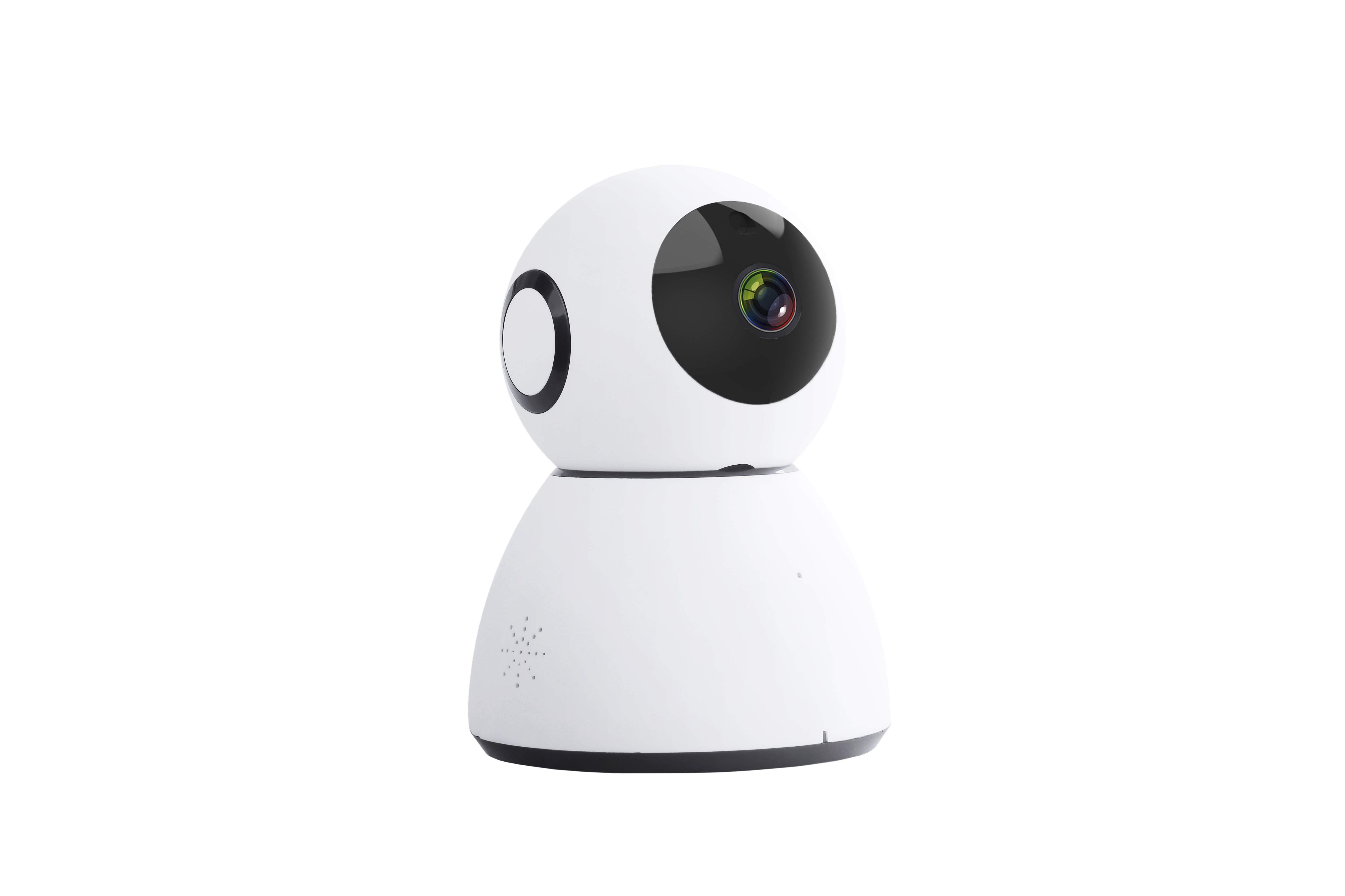 Tenda C80: HD security cam with Night Vision and Motion Alarm sensors. Built-in mic, speaker for two-way audio. 1080p lens for 8x digital zoom, upto 355deg horizontal coverage. INR 6500.