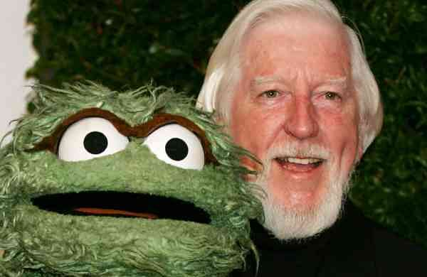 Caroll Spinney (AP Photo/Reed Saxon)