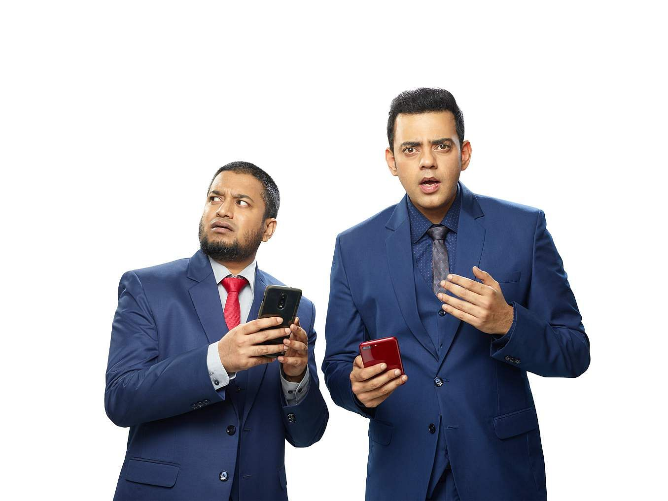 MTV Jose Covaco and Cyrus Sahukar