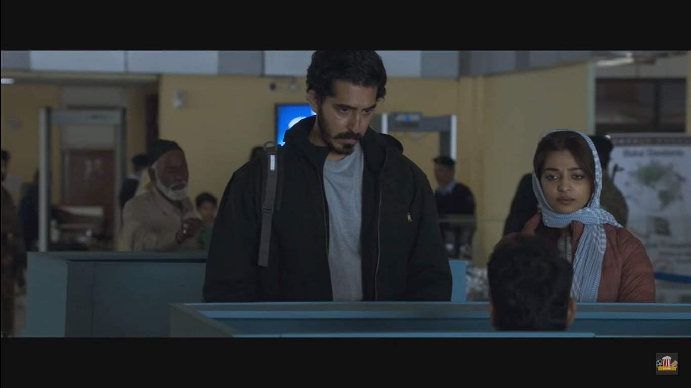 Trailer out: British filmmaker Michael Winterbottom's The Wedding Guest features Dev Patel and Radhi