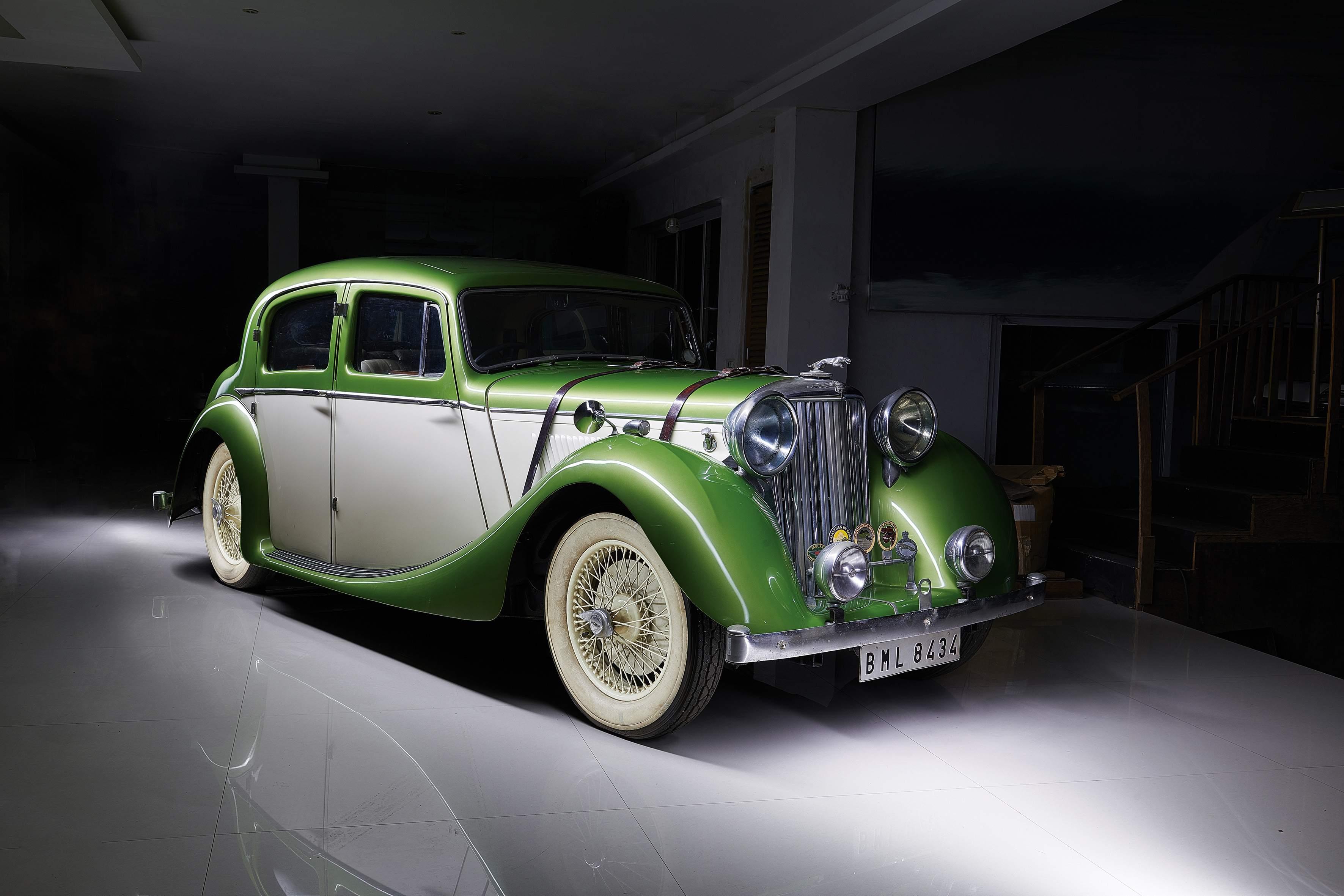 Jaguar 0, 1947