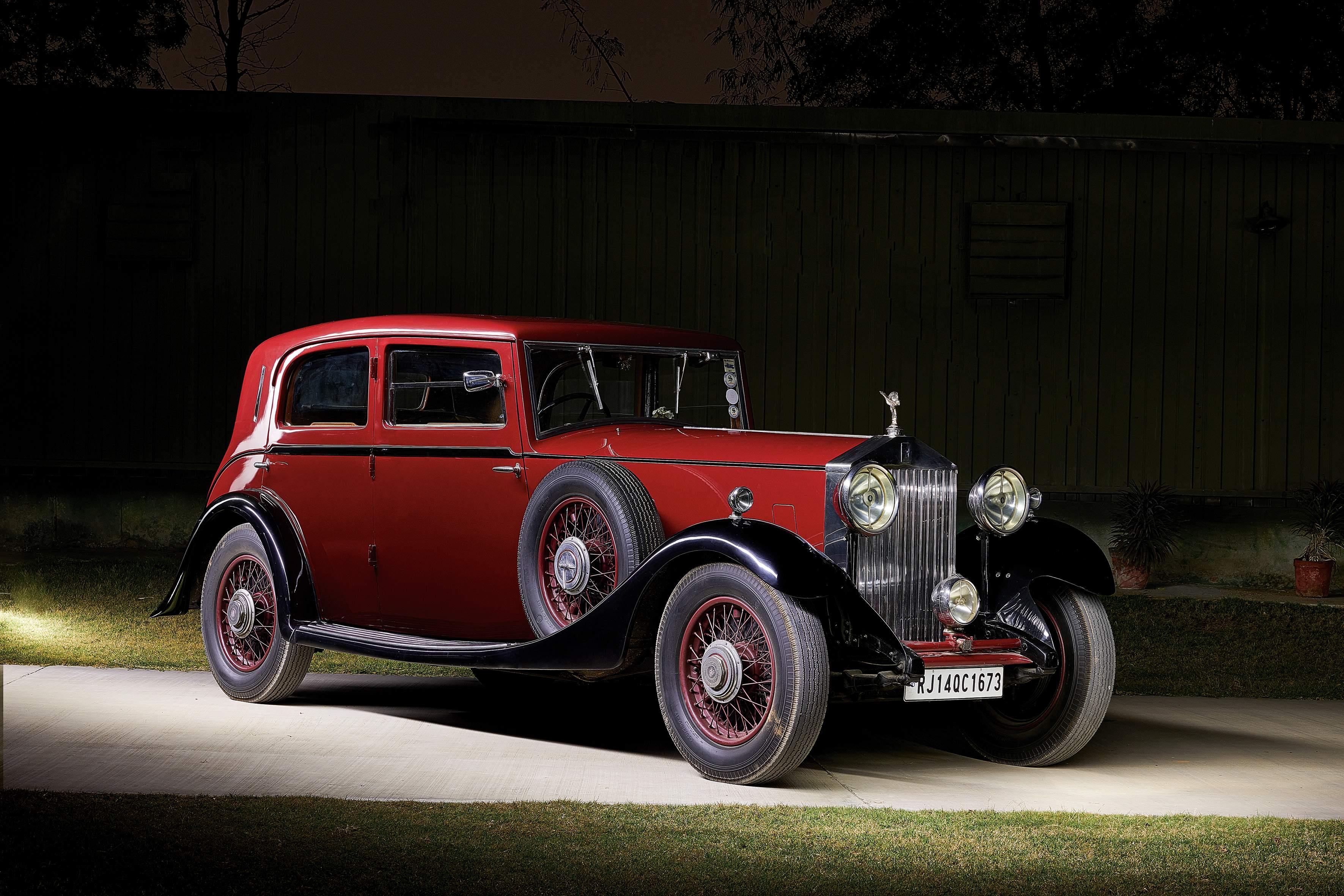 Rolls-Royce 20-25 HP, 1933