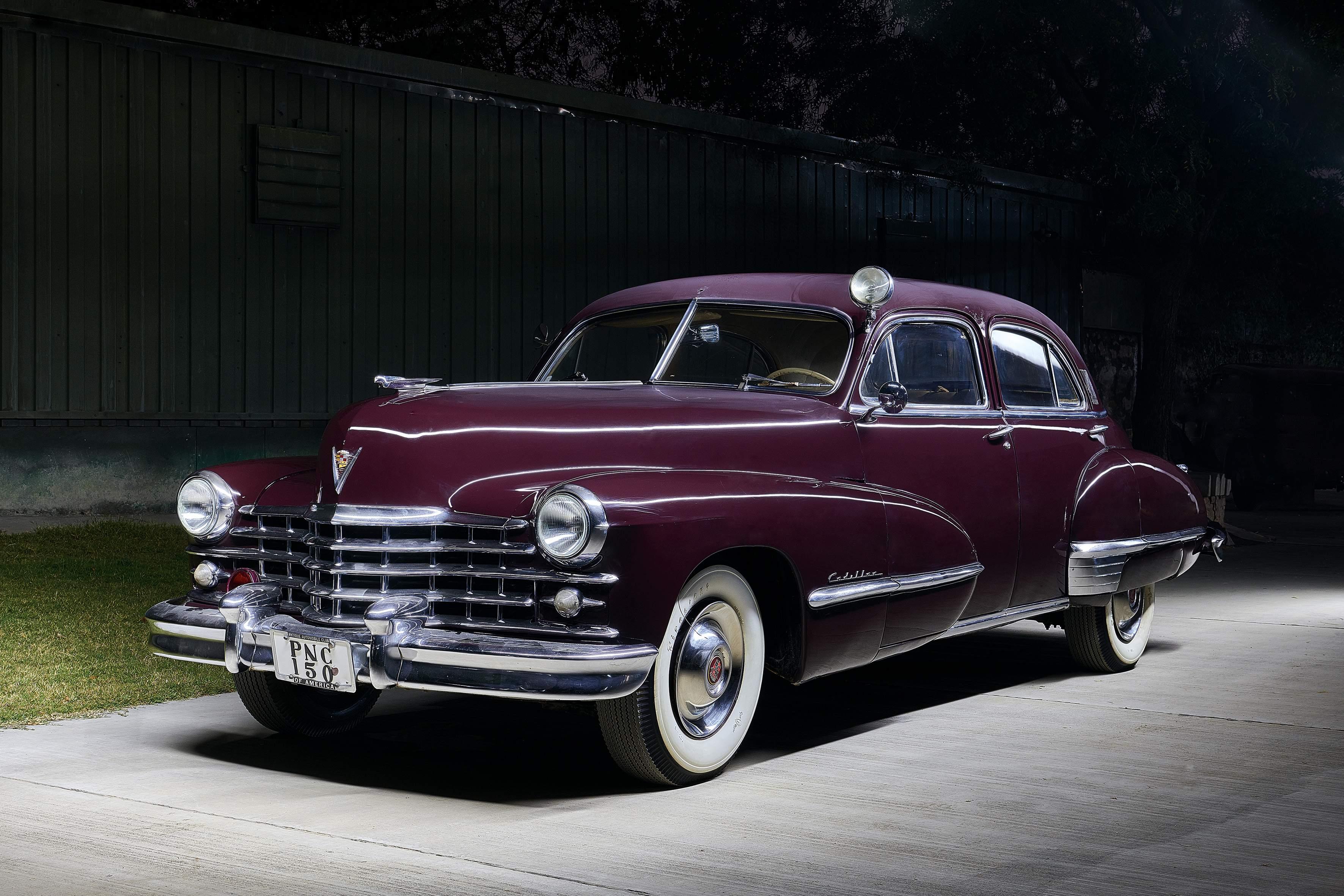Cadillac Series 60 Special Sedan, 1947