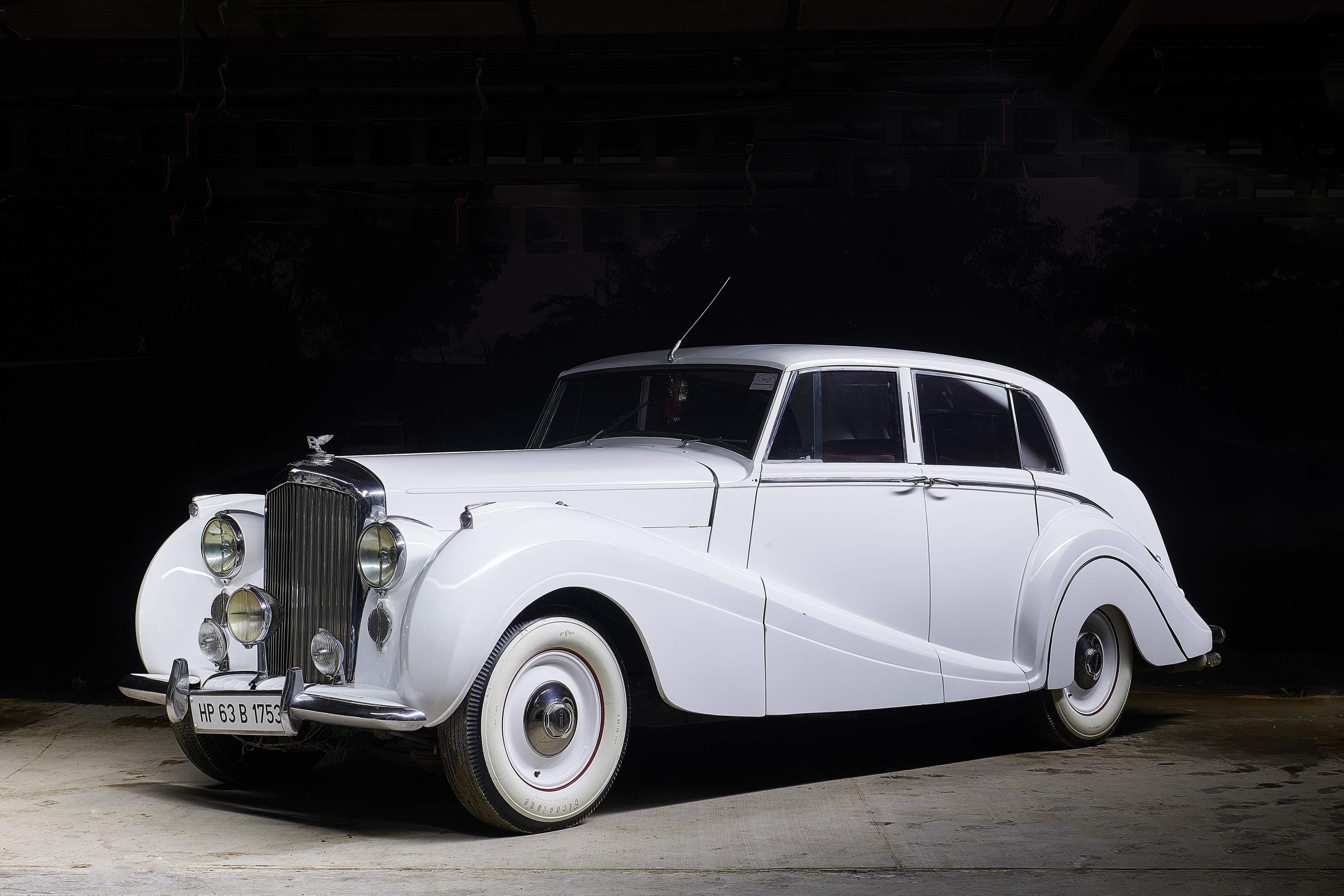 Bentley Mark VI, 1948