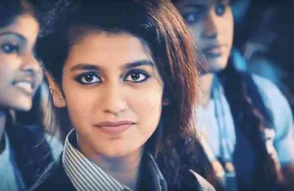 Priya Prakash Varrier Oru Adaar Love
