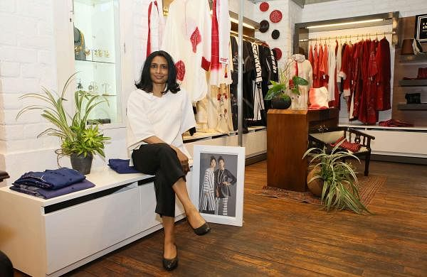 Sunita Shankar at Amethyst