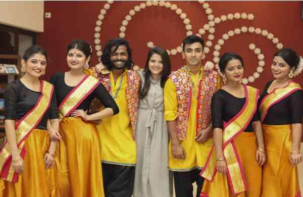 Kolkata Theatre The Takht Team