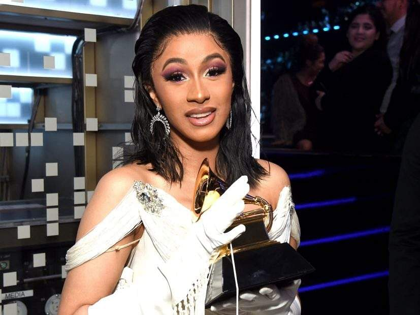Here's why rapper Cardi B quitInstagram post-Grammy win