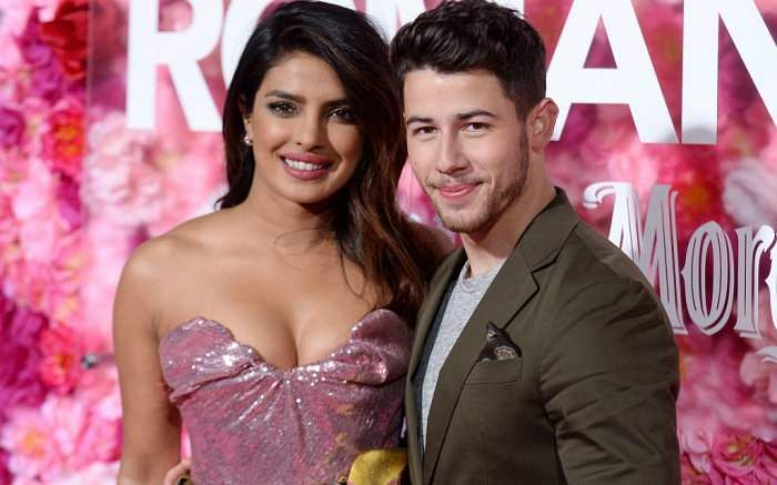 Watch: Nick Jonas sweeps Priyanka Chopra off her feet at Isn't It Romantic premiere, video goes vira