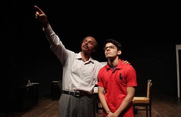 Abhishek Pattnaik and Darsheel Safary in Two Adorable Losers